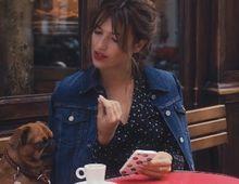 Zalando – Jeanne Damas partage la fashion week – #1